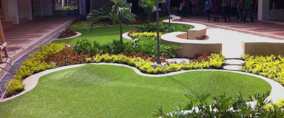 Mantenimiento integral en madrid for Diseno de jardines online gratis